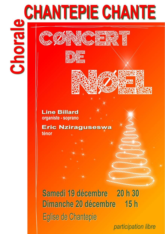 Concerts de noël 2015