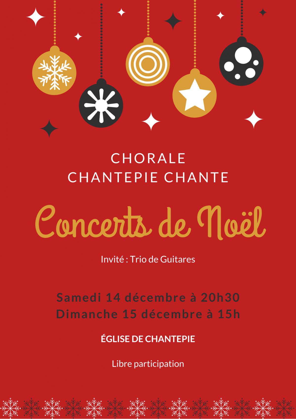 Concerts de Noël 2019