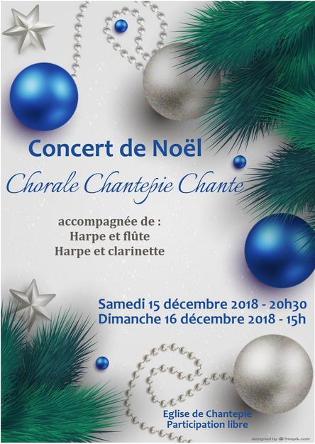 Concerts de Noël 2018